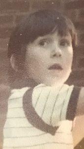 Nick aged 5